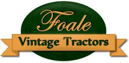 Foale Vintage Tractors